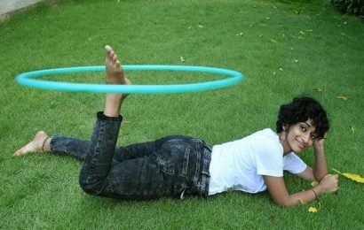 Hula hooping artiste to conduct a workshop in Covelong this weekend