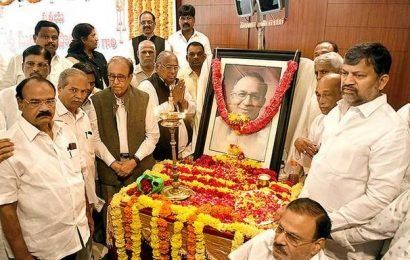 'Jaipal Reddy played a key role in Telangana formation'