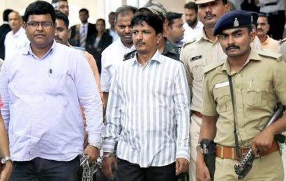 SC convict in Haren Pandya's murder shifted to Gujarat