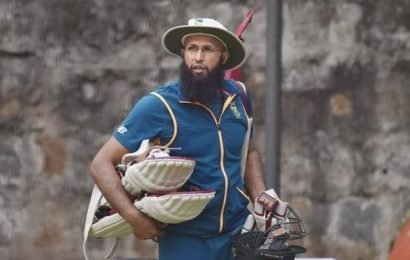 South Africa's Hashim Amla hangs his boots
