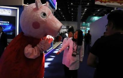 Peppa Pig gets new owner, Hasbro buys eOne in $4 billion deal