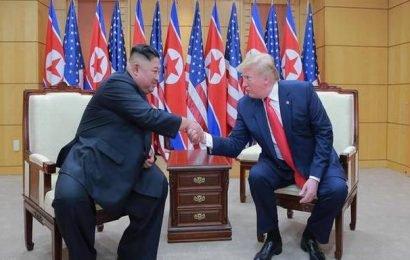 N. Korea dismisses nuclear talks if U.S. hostile military moves'' continue
