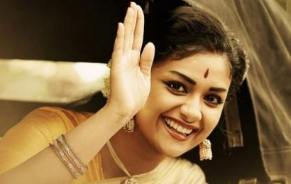Keerthy Suresh named as Best actress in 66th National Awards