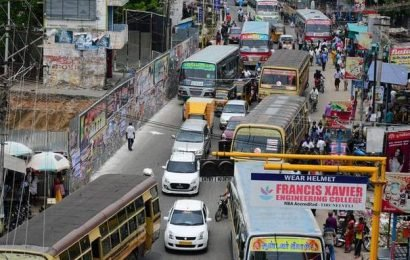 It's chaos at Tirunelveli Junction bus stand