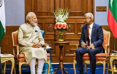Maldives backs India's decision on Article 370, bifurcation of Jammu and Kashmir