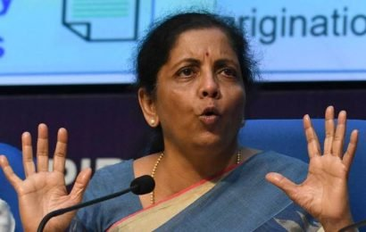Home, vehicle, other retail loans to become cheaper, says Nirmala Sitharaman