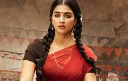 Valmiki: Pooja Hegde turns village belle for this Varun Tej and Atharvaa Murali-starrer | Bollywood Life