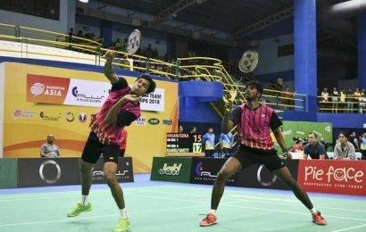 Thailand Open: Rankireddy-Shetty enter final