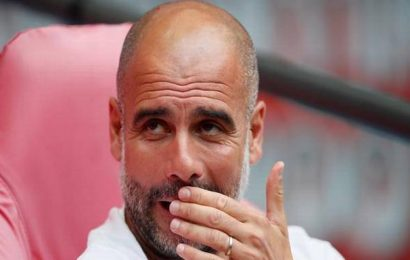 Guardiola places a premium on Premier League