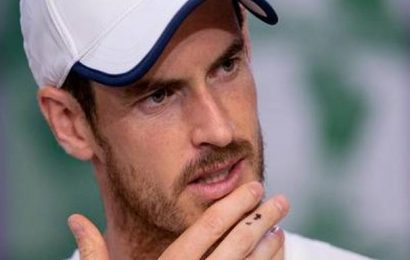 Murray set for Zhuhai, China Open