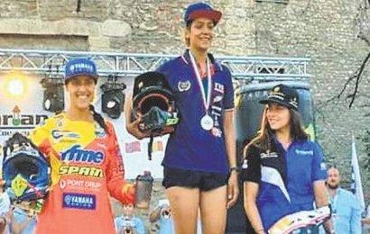 Aishwarya clinches FIM Bajas Cup