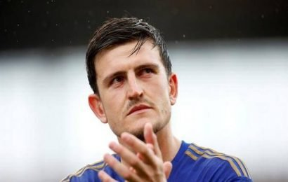 Manchester United agrees record deal to sign Harry Maguire from Leicester: reports