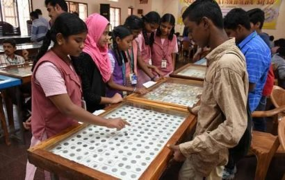 Numismatics exhibition under way
