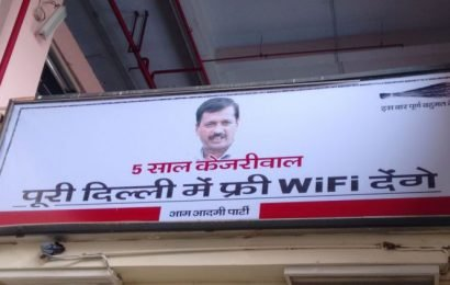 Delhi: Funding nod for WiFi project, bus shelters to get hotspots