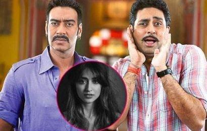 Good News! पूरे 7 साल बाद इस जबरदस्त फिल्म के लिए Ajay Devgn और Abhishek Bachchan ने मिलाया हाथ, लीड एक्ट्रेस होगी Ileana D'Cruz   Bollywood Life हिंदी