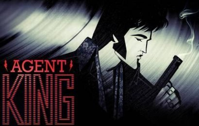 Elvis Presley animated spy series in works at Netflix