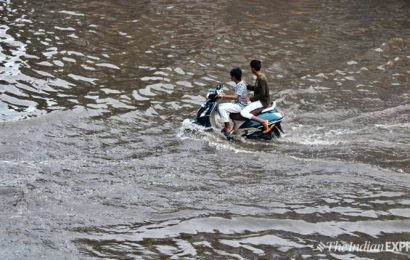Gujarat records 83% of season's rainfall, 28% more than 2018