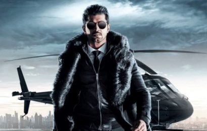 Arun Vijay is Vishwank in Saaho