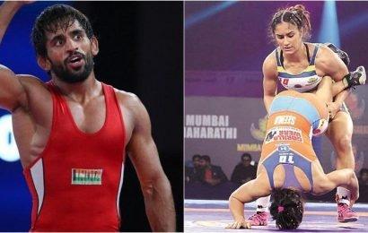 Bajrang Punia wins gold at Tbilisi, Vinesh Phogat reaches final at Medved