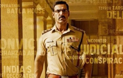 John Abraham: Batla House is an opportunity to show the true side of a policeman