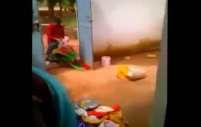 Chhattisgarh: Husband of school superintendent caught on camera dragging woman out of school hostel