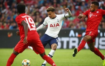 Dele Alli to miss start of Premier League season due to hamstring injury