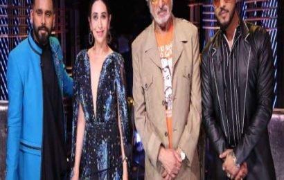 Dance India Dance 7: Karisma Kapoor and Shakti Kapoor grace the Andaz Apna Apna special episode | Bollywood Life