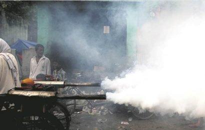 Panchkula MC sets up 28 teams for fogging