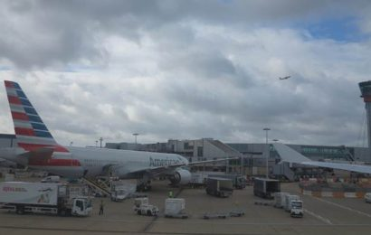 Climate activists to target London's Heathrow airport with Drone disruption