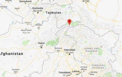 Earthquake of 5.8 in Afghanistan, mild tremors felt in Delhi-NCR region