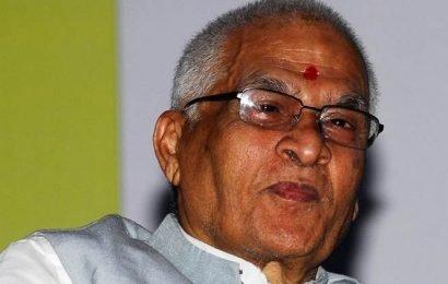 Guns fail to fire at gun salute to Former Bihar chief minister Jagannath Mishra