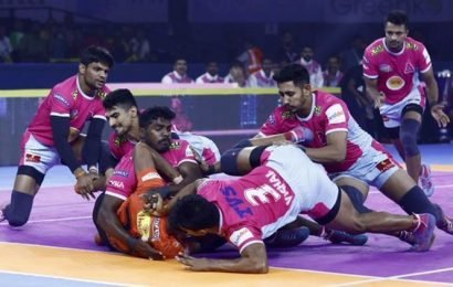 Pro Kabaddi League 2019 Live Streaming, Pink Panthers vs Puneri Paltans: When and where to watch