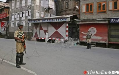 Restrictions to be eased in phased manner: J&K administration