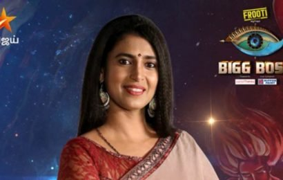 Kasthuri eliminated from Bigg Boss Tamil 3