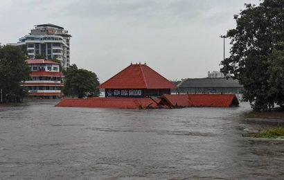 Kerala floods: Railway services affected, several trains cancelled