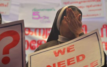 Nun who protested against rape-accused Bishop Franco Mulakkal dismissed from congregation