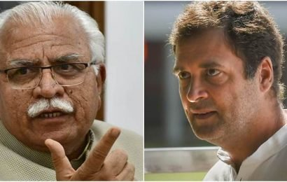 Women not assets to be owned by men: Rahul rebukes Khattar for 'despicable' remark on Kashmiris