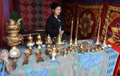At a Leh tribal fair, the region's women entrepreneurs hope to discover India