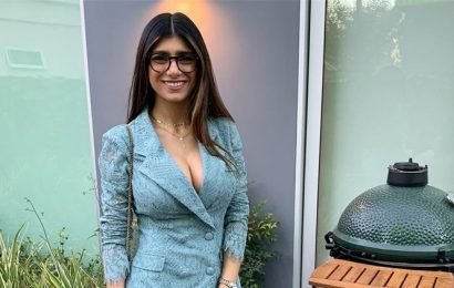 Mia Khalifa on life after adult films: I feel like people can see through my clothes