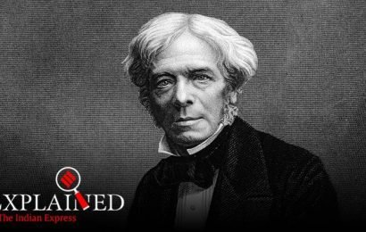 Explained: Michael Faraday and electromagnetic induction