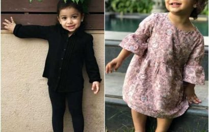 Happy birthday, Misha! These adorable pictures of Shahid Kapoor's daughter will brighten up your day | Bollywood Life