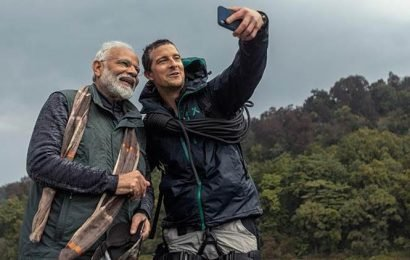 'Do join at 9 pm tonight': PM Modi tweets on 'Man Vs Wild' show with Bear Grylls