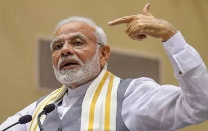 BJP leaders should remain active on ground even after becoming lawmakers: PM Modi
