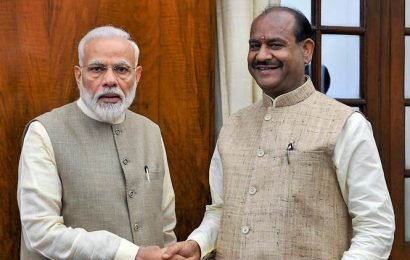 'New India' resolution: Speaker Om Birla urges PM Modi to take up Parliament building expansion