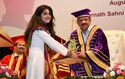 First batch of North Delhi Municipal Corporation Medical College graduates