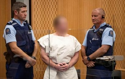 New Zealand: Alleged Christchurch gunman sends letter from prison cell