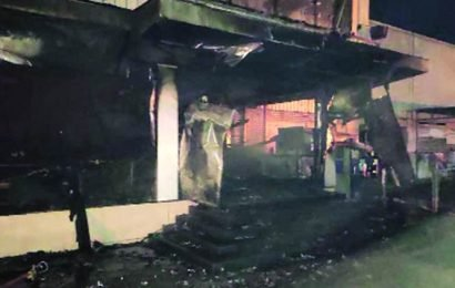 Pune: Two storage facilities gutted in separate fire incidents at Wagholi, Hadapsar