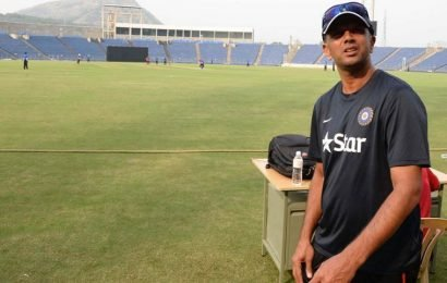 Rahul Dravid's stint as India A, India U-19 coach set to end as he takes over NCA reins