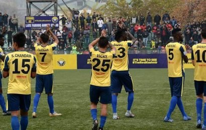 Durand Cup: Real Kashmir thrash Army Green 4-0 to inch closer to semifinal
