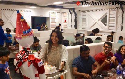 Inside Bengaluru's first Robot Restaurant